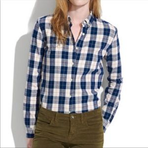 Penfield for Madewell flannel shirt XS